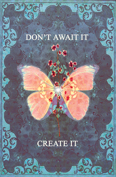 Don't Await It, Create It